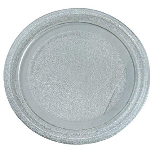 LG / Goldstar - Plato Giratorio para microondas 24,5 cm, sin lengüeta Central