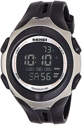 Skmei 1080BBO  Digital Watch For Unisex