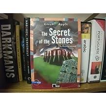 The secret of the stones. Con audiolibro. CD Audio (Green apple)