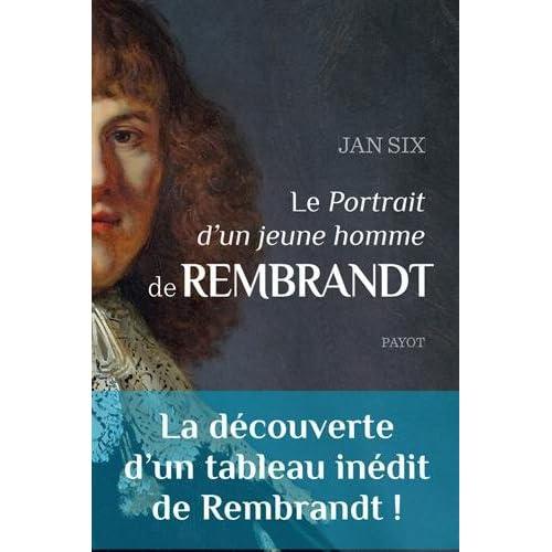 Le 'Portrait d'un jeune homme' de Rembrandt