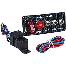 Interruttore Pannello, Hansee accessori auto 12V LED