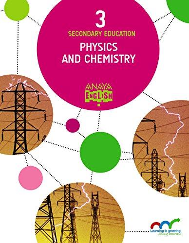 Physics and Chemistry 3. (Anaya English) - 9788469816677