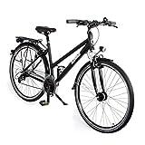 Gregster Damen Aluminium City-Bike Fahrrad StVZO