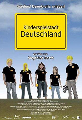Kinderspielstadt Deutschland - Spielend Demokratie erleben (Didaktische DVD)