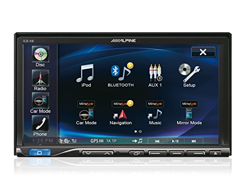 Alpine ICS-X8 - Alpine Mobile