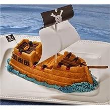 Piratenschiff Form Backform aus Silikon