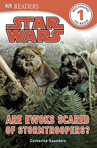 Are Ewoks scared of Stormtroopers?.