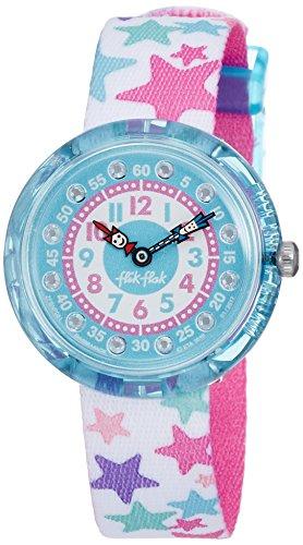 Flik Flak Mädchen-Armbanduhr Tähtila