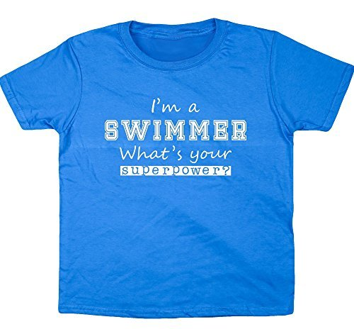 hippowarehouse-im-a-swimmer-whats-your-superpower-kids-short-sleeve-t-shirt