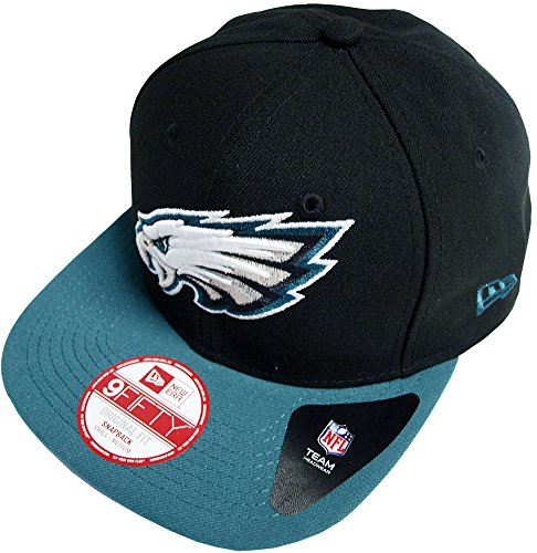 New Era NFL PHILADELPHIA EAGLES Team Basic 9FIFTY Snapback Cap, Größe:S/M - Murray Demarco T-shirt