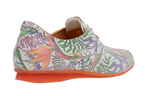 Think!  0-80100-97, Chaussures à lacets et coupe classique femme Weiß