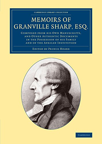 memoirs-of-granville-sharp-esq-composed-from-his-own-manuscripts-and-other-authentic-documents-in-th