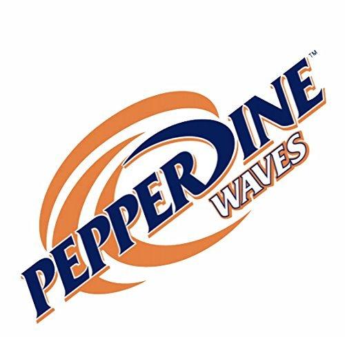 Wincraft Snack-Schale Pepperdine University Wellen Pepperdine Wellen 4x 4perfekten Schnitt Aufkleber Pepperdine University