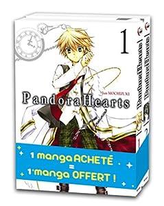 Pandora Hearts Pack découverte Tomes 1 et 2