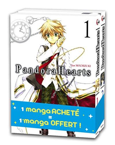 Pack offre découverte Pandora Hearts T01 & T02