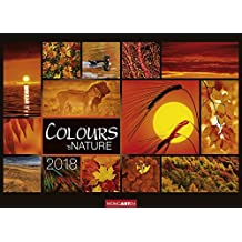 Colours of Nature - Kalender 2018