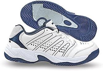 Nivia Men's PU Tennis Shoes