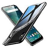 ESR Cover Xiaomi Mi A2 Lite/Redmi 6 PRO, Custodia Puro Trasparente Morbida TPU [Ultra Leggere e...