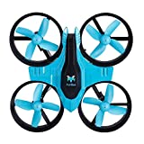 Mini RC Drone - RTF - Cyan Standard Version