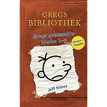 Gregs Bibliothek - Gregs gesammelte Werke 1 - 5: Band 1 bis 5 (Gregs Tagebuch)