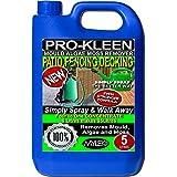 5 Litres - Simply Spray & Walk Away Concentrate Patio - Fencing - Decking - Mould Algae & Moss Killer
