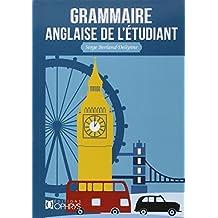 Grammaire anglaise de l'étudiant