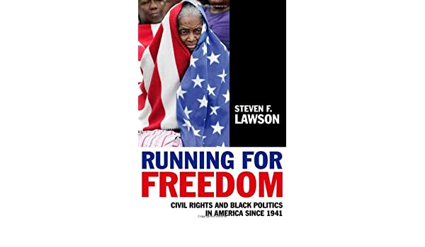 running for freedom lawson steven f