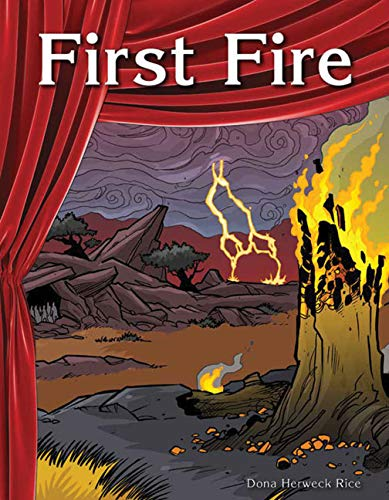 First Fire eBook (Building Fluency through Reader's Theater) (English Edition)