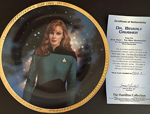 Star Trek Next Generation DR Beverly Crusher Teller