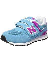 New Balance Nbkv574p3p - Zapatillas Unisex Niños