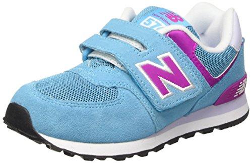 new-balance-nbkv574p3p-scarpe-low-top-unisex-bambini-blu-blue-pink-32-eu