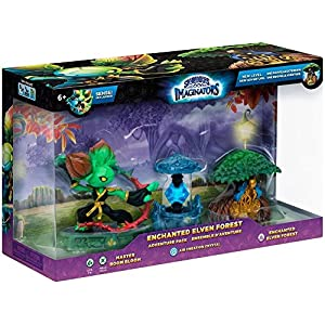 Skylanders Imaginators – Adventure Pack (Boom Bloom, Air, Treehouse)