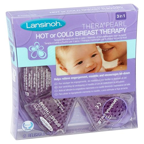 Lansinoh Thera°Pearl Coussinet Apaisant Chaud/Froid