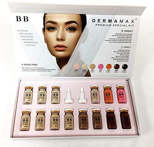 Dermamax Premium BB Glow Kit,14 Ampullen mit 8 ml Inhalt,aus Südkorea
