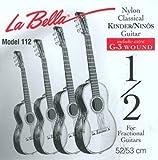 La Bella 653957.0 - Cuerdas para guitara clásica