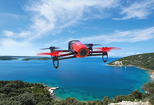 Parrot Bebop Drohne rot - 10