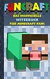 Achtung! Gleicher Inhalt wie das Minecraft Witzebuch mit dem Creeper Cover.Endlich! Das lang erwartete und heiß ersehnte Minecraft Witzebuch ist da! Ein Buch, vollgepackt mit vielen Witzen und lustigen Texten rund um das Thema Minecraft, zum Ablachen...