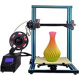 Imprimantes 3D pré-assemblée PrinTink Imprimante DIY avec Deux Moteurs Pas à Pas à axe Z, Power Loss Resume, Structure métallique et Grand Format d'impression