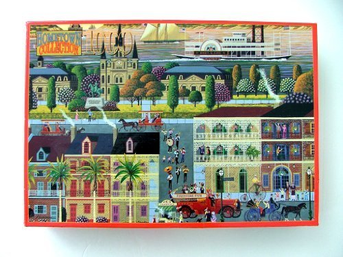 Hometown Collection: Rampart (Computerspiel) Street parade: 1000Pieces By Rosa Art (Rose Toy Parade)