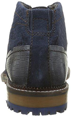 Bugatti Herren 311205321400 Desert Boots Blau (d.Blau 4100)
