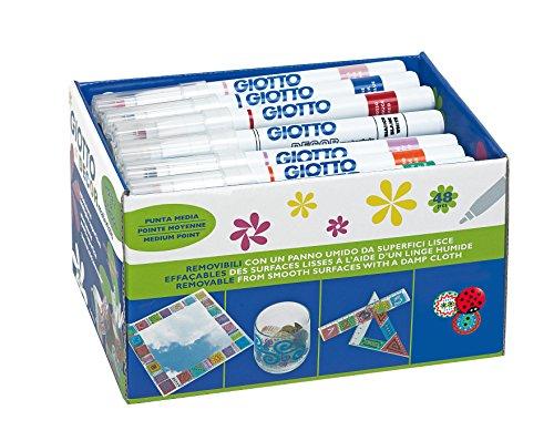 giotto-decor-materials-pack-48-rotuladores-decorativos-multisuperficie-tinta-base-agua
