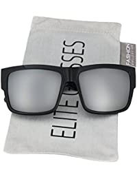 cd3c0aade04 Large Square CHOLO Sunglasses Super Dark OG LOCS Style GANGSTER Style Black  NEW (Black