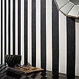 Glitterati Lot Paillettes papier peint en noir et blanc (rouleau complet)