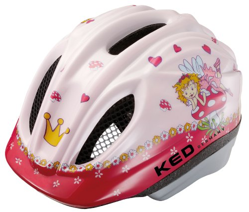 KED Fahrradhelm Meggy Original, Lillifee