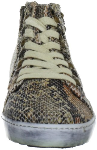 Colors of California HC.FSK01K Mädchen Sneaker Gold (Gold)
