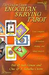 The Golden Dawn Enochian Skrying Tarot: Your Complete System for Divination, Skrying and Ritual Magick by Bill Genaw (2004-01-08)