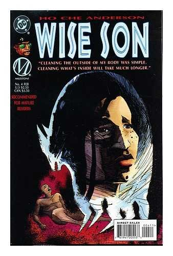 Wise Son: Wolf in the Fold. No. 4 February