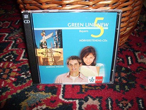 Klett Hörverstehens-CDs