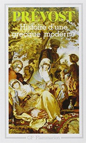 Histoire d'une Grecque moderne par Abbe Prevost
