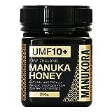 Manukora UMF 10+ (MGO 263+) Manuka Honig, 250g